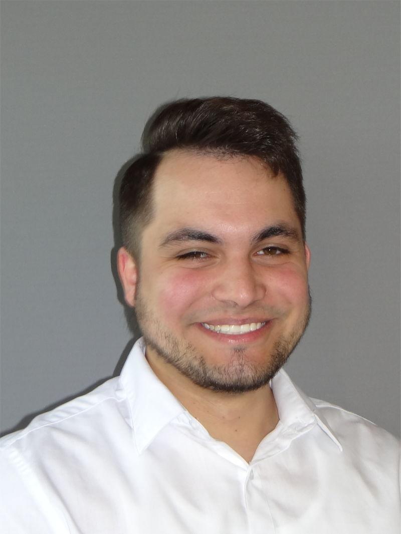 Neuer Mitarbeiter Jonathan Szuszkiewicz