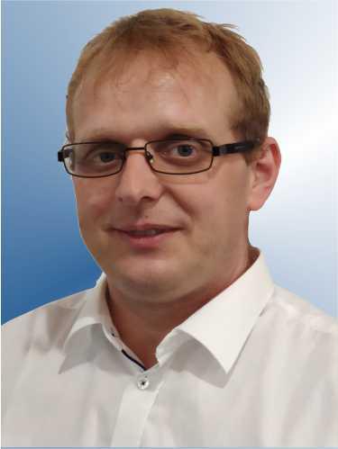 Neuer Mitarbeiter Jakub Gorski